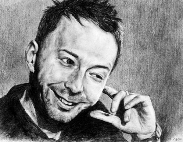 Thom Yorke by Karina_L